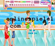 Flirt on the beach Lustige online spiele